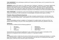 Simple Room Rental Agreement Templates  Template Archive regarding House Share Tenancy Agreement Template