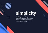 Simplicity  – Premium And Easy To Edit Templatesmartpoint intended for How To Edit A Powerpoint Template