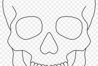 Skull Clipart Template Free Clip Art Stock Illustrations  Human within Blank Sugar Skull Template