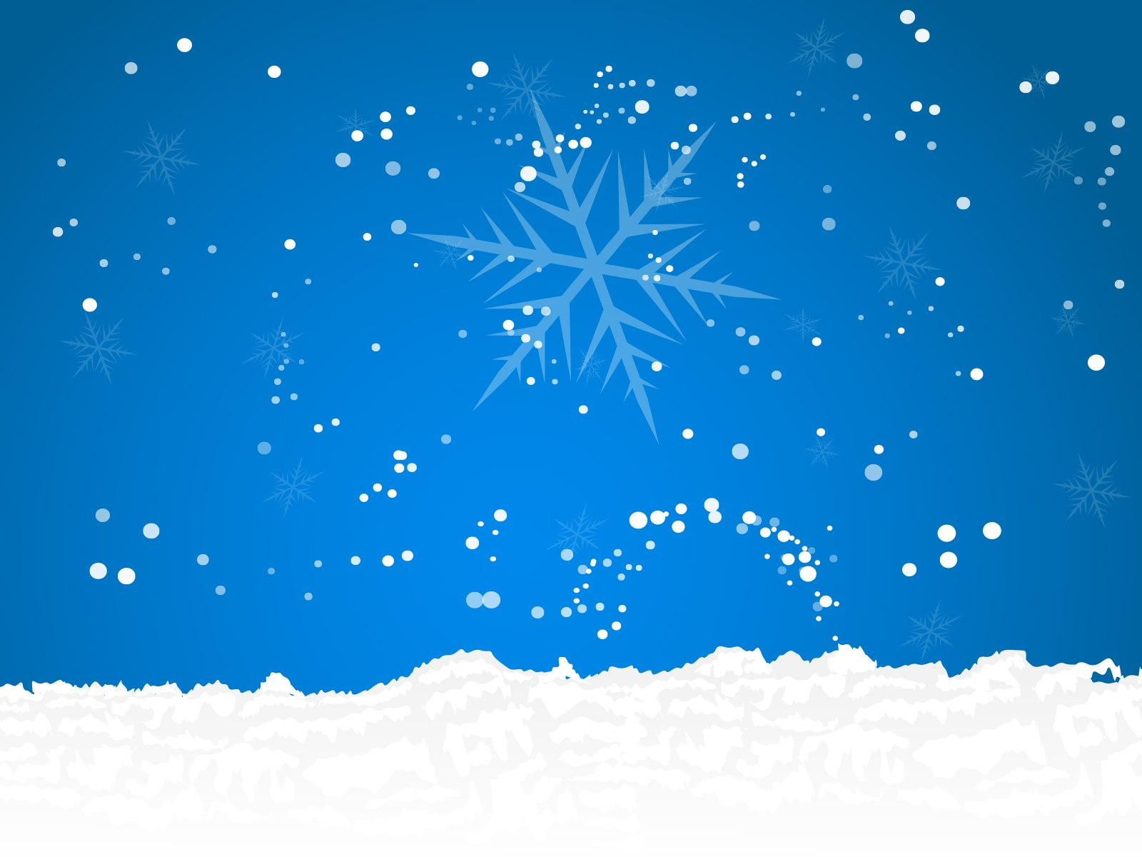 Snow Powerpoint  Free Ppt Backgrounds And Templates With Regard To Snow Powerpoint Template