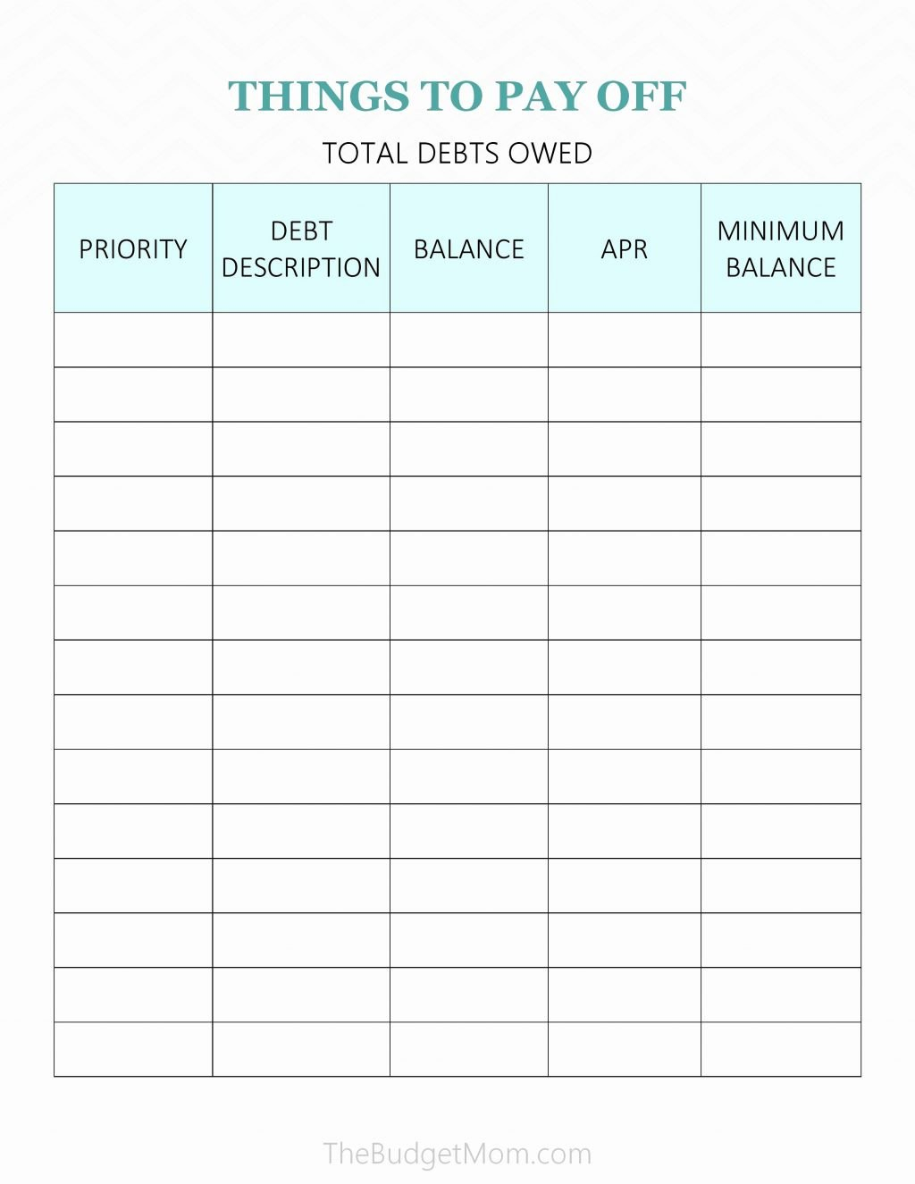 Snowballt Excel Goal Goodwinmetals Co Spreadsheet For Paying Off With Regard To Credit Card Payment Plan Template