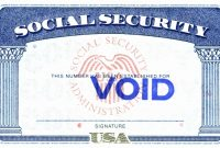 Social Security Card Template Pdf Beautiful Blank Social Security intended for Social Security Card Template Free