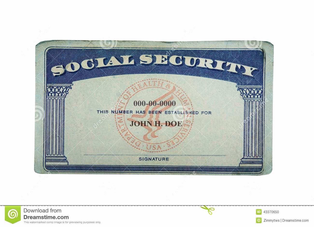 Social Security Card Template Pdf  Wesleykimlerstudio Intended For Social Security Card Template Pdf