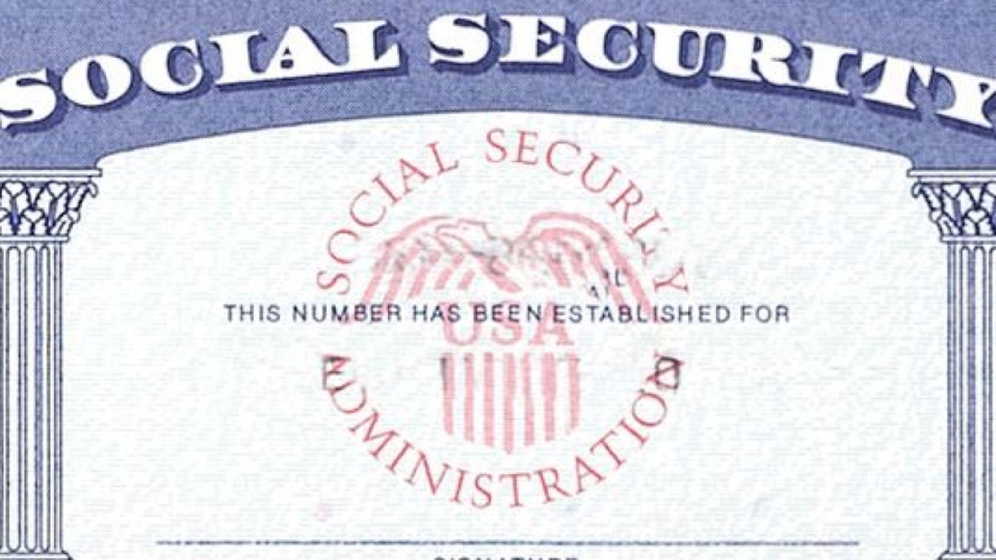 Social Security Card Template  Trafficfunnlr Regarding Fake Social Security Card Template Download