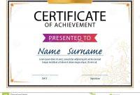 Softball Certificate Templates Choice Image Critique Essay Topics regarding Certificate Of Attainment Template
