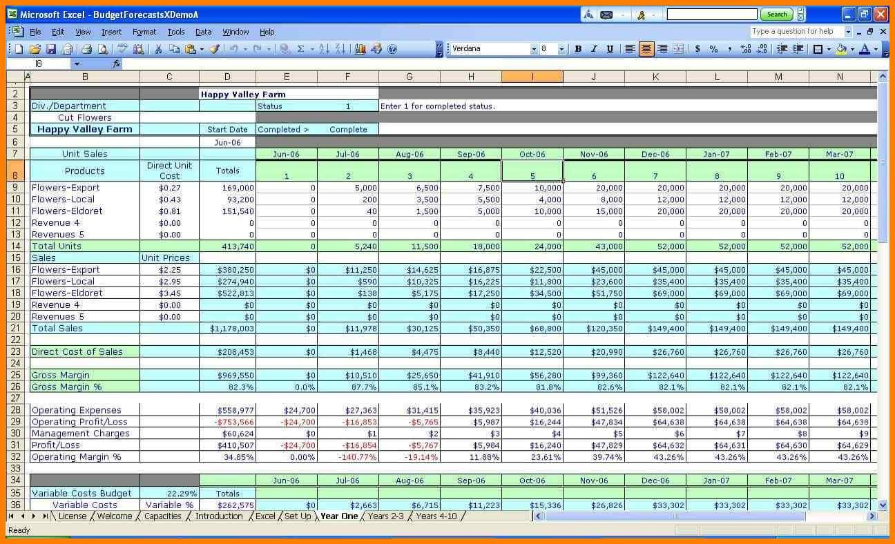 Spreadsheet For Accounting In Small Business Accounts Excel Template In Excel Template For Small Business Bookkeeping