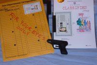 Spy Kits Mi Identification Card Dossier Of Each Movie Agent with Mi6 Id Card Template