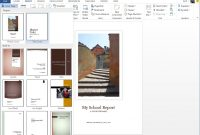 Starting Off Right Templates And Builtin Content In The New Word pertaining to Header Templates For Word