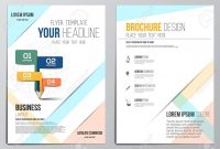 Stock Photo inside Brochure Design Templates For Education