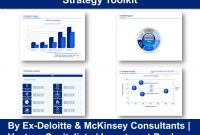 Strategy Toolkit  World's Best Business  Consulting Toolkits in Strategy Document Template Powerpoint