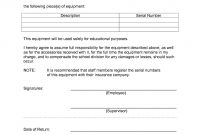 Student Laptop Loan Agreement  Best Image About Laptop within Laptop Loan Agreement Template