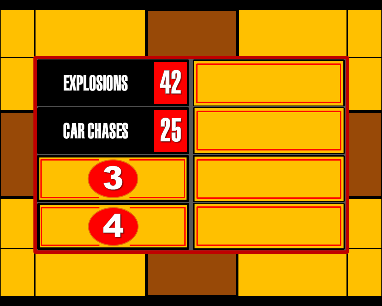 Stuff I Wish Someone Had Told Me Beforehand How To Play Family Feud Throughout Family Feud Powerpoint Template With Sound