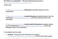 Stupendous Partnership Agreement Template Free Ideas Simple Business Inside Free Simple General Partnership Agreement Template
