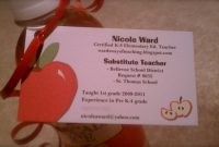Teacher Business Cards Templates Free   Business Card  Stuff with Business Cards For Teachers Templates Free