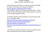 Technical Writing Format with Template For Technical Report