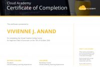 Technology Certificate Template Template  Venngage in Workshop Certificate Template