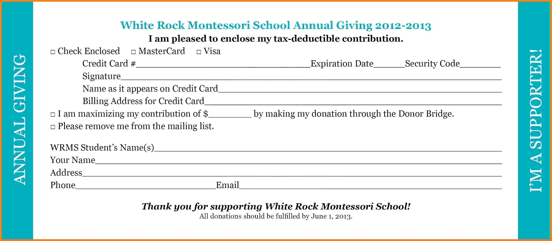 Template Donation Pledge Card  Savethemdctrails Regarding Free Pledge Card Template