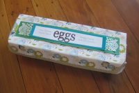 Template Egg Carton Labels  Savethemdctrails inside Egg Carton Labels Template