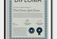 Template Freellege Diploma Image Masters Degree Certificate regarding Masters Degree Certificate Template