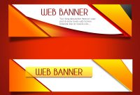 Template Ideas Banner Design Templates In Photoshop Free pertaining to Website Banner Templates Free Download
