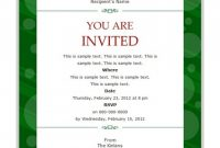Template Ideas Business Open House Invitation Invitations inside Business Open House Invitation Templates Free
