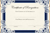 Template Ideas Certificate Templates Word Free Download Of for Certificate Templates For Word Free Downloads