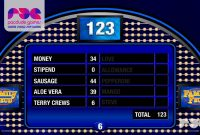 Template Ideas Family Feud Ppt Impressive Free Powerpoint within Family Feud Game Template Powerpoint Free