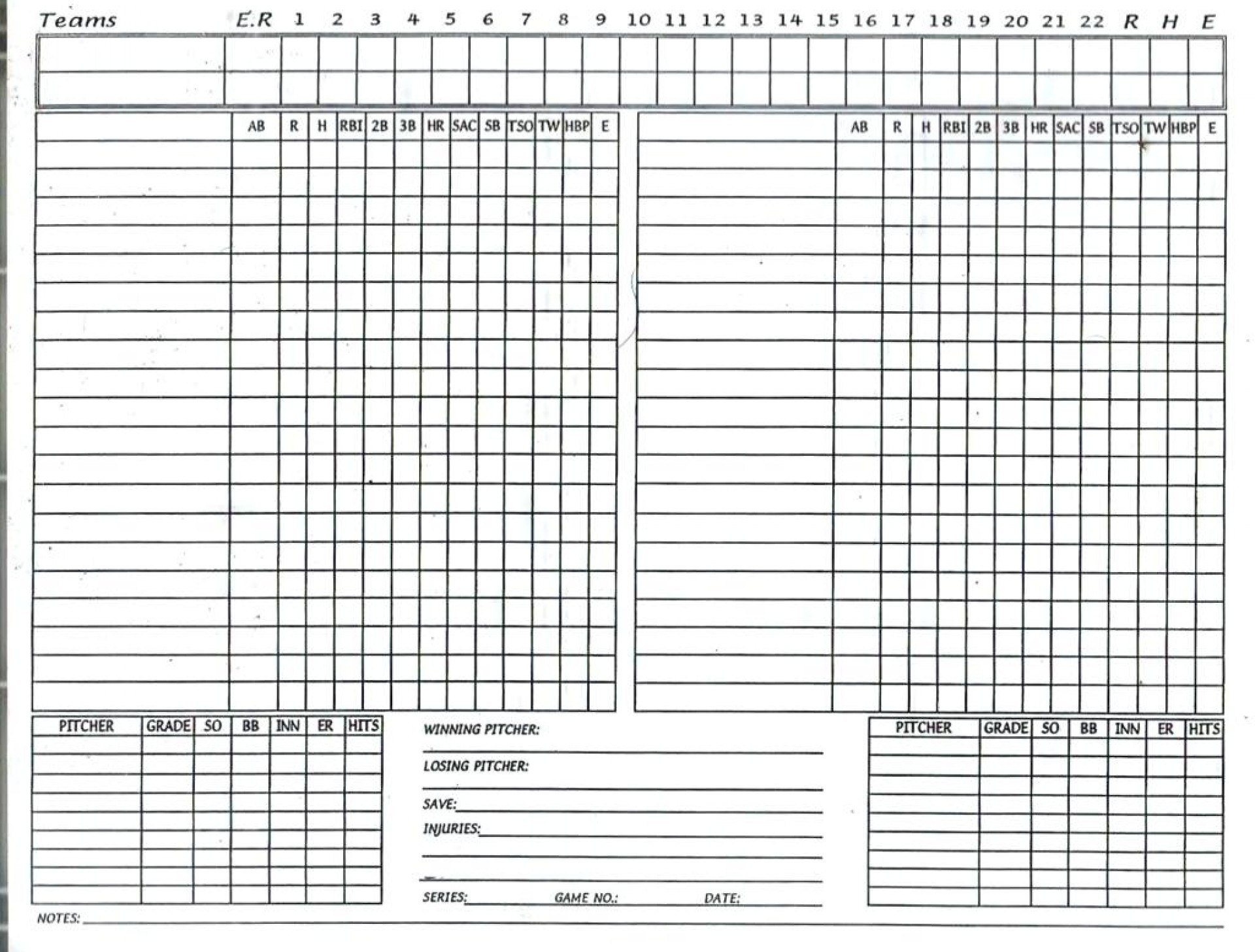 Template Ideas Free Baseball Stats Spreadsheet Regarding Little Pertaining To Free Baseball Lineup Card Template