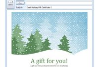 Template Ideas Free Holiday Email Surprising Templates Html intended for Holiday Card Email Template