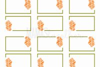 Template Ideas Free Place Card Elegant Amp Fun Printable Cards with Thanksgiving Place Card Templates