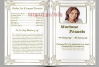 Template Ideas Memorial Card Free Download Printable Funeral with Memorial Card Template Word