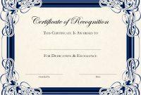 Template Ideas Stock Certificate Word Awards Certificates in Microsoft Word Award Certificate Template