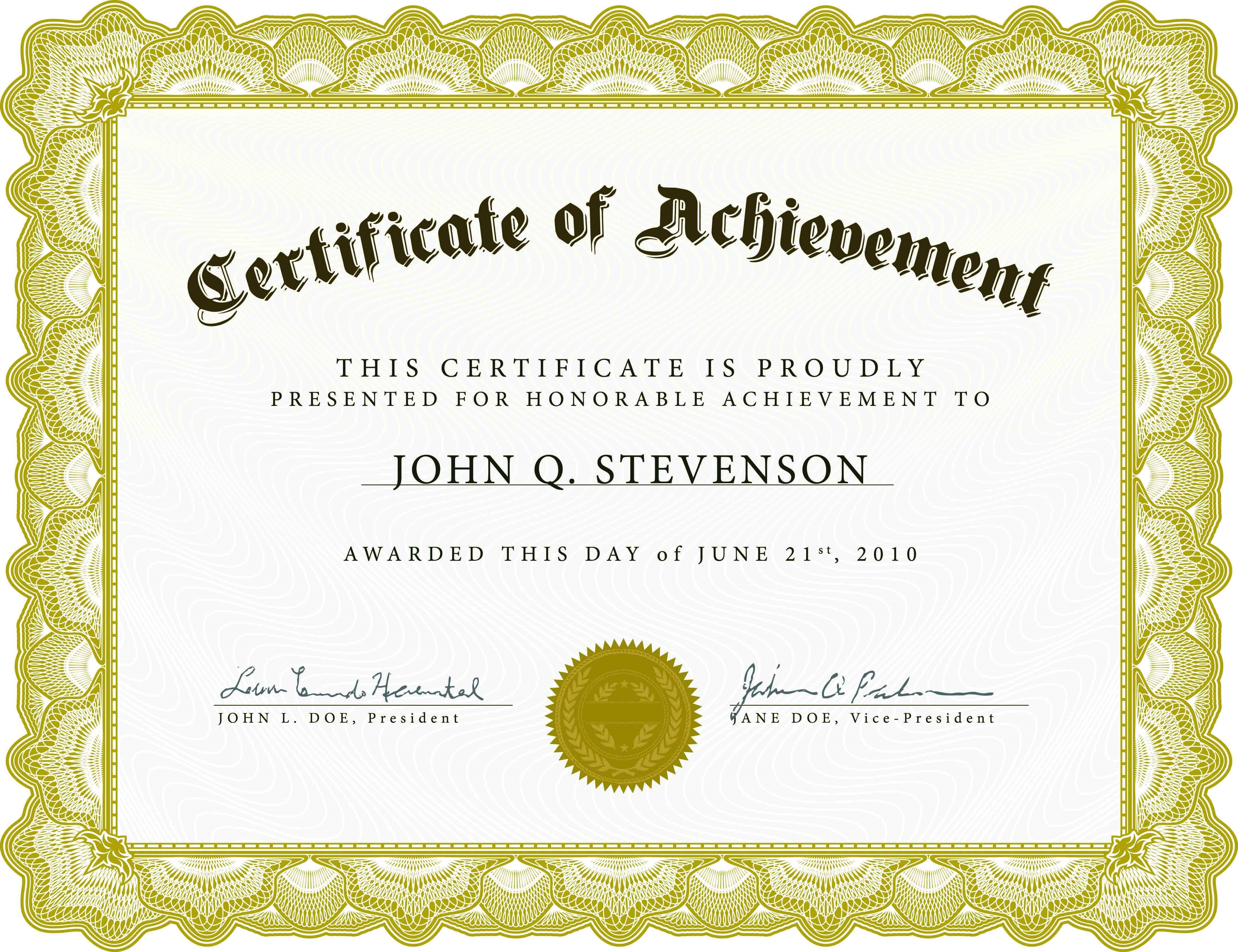 Templates Of Certificates Of Appreciation Throughout Farewell Certificate Template