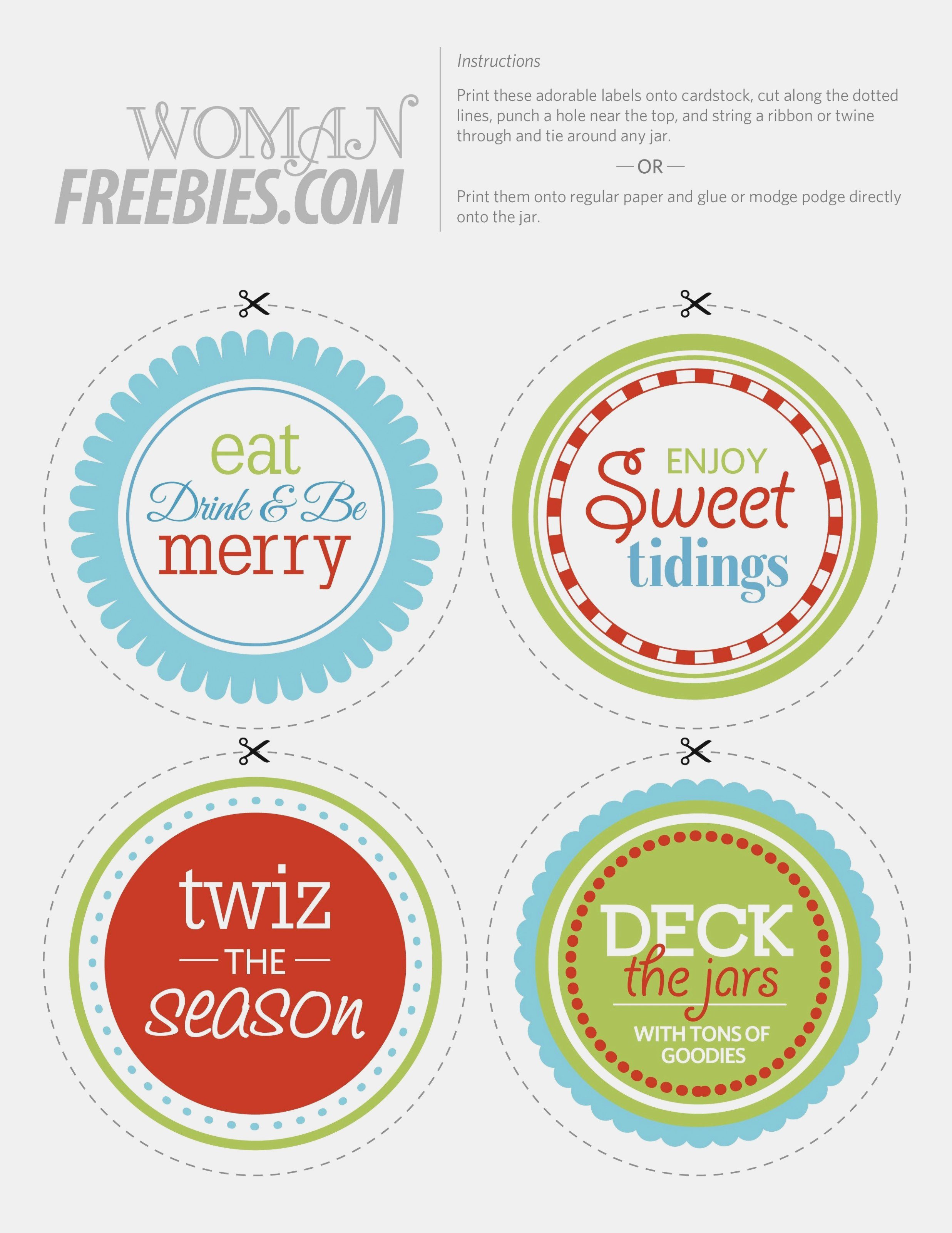 Ten Signs You're In Love With Free  Label Maker Ideas In Free Printable Jar Labels Template