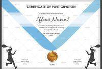 Tennis Certificate Design Template In Psd Word with regard to Tennis Certificate Template Free
