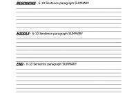 Th Grade Book Report Outline Template  Kid Stuff  Book Report pertaining to Book Report Template 5Th Grade
