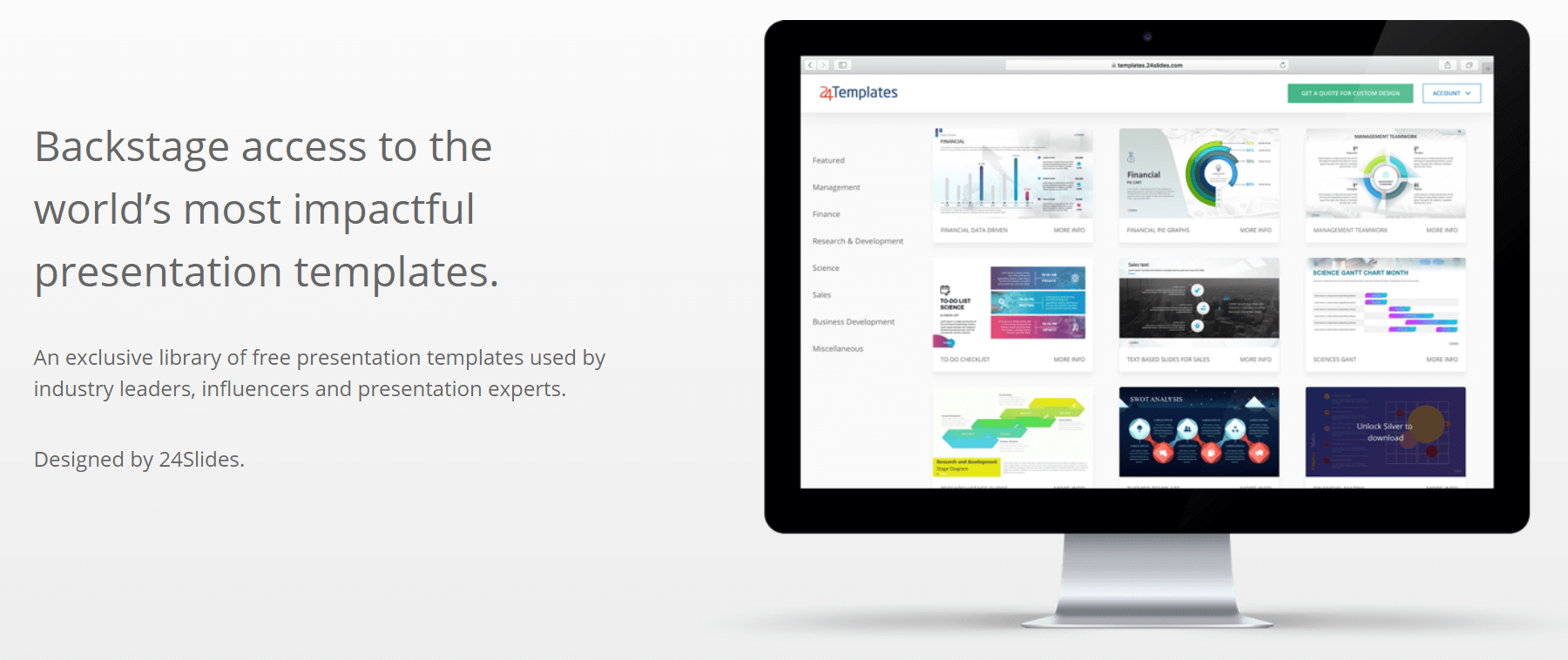 The Best Free Powerpoint Presentation Templates You Will Ever Find Within Business Development Presentation Template