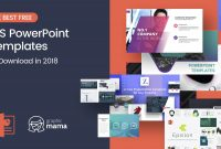 The Best Free Powerpoint Templates To Download In   Graphicmama pertaining to What Is Template In Powerpoint