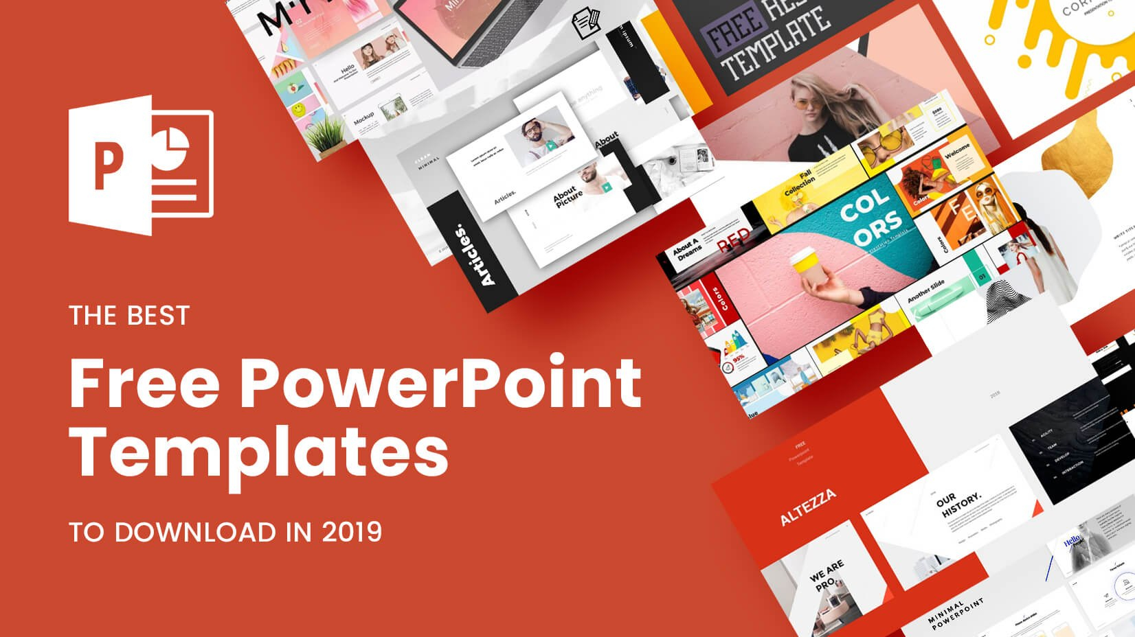 The Best Free Powerpoint Templates To Download In   Graphicmama Throughout Fun Powerpoint Templates Free Download