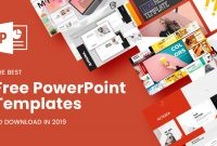 The Best Free Powerpoint Templates To Download In   Graphicmama with regard to Powerpoint Sample Templates Free Download
