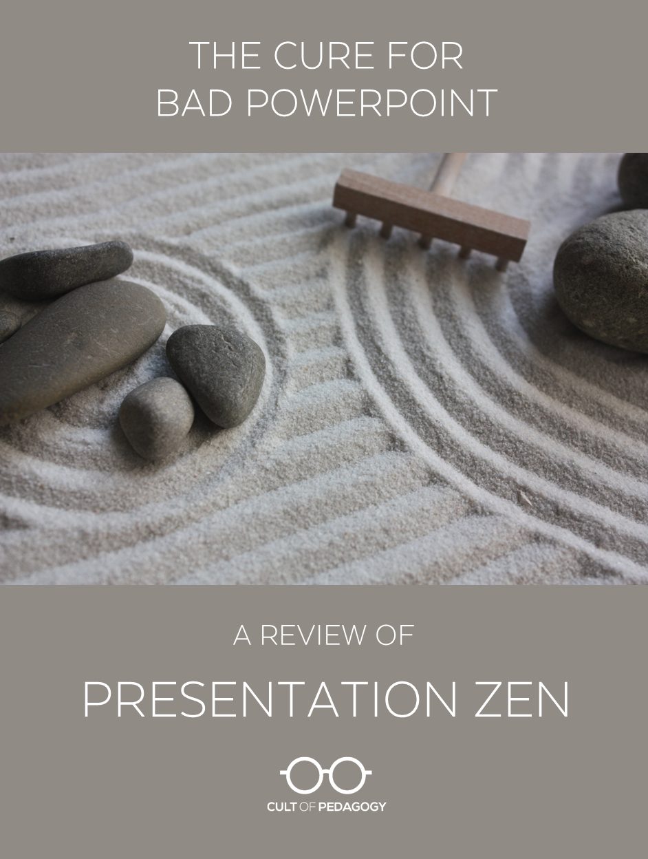 The Cure For Bad Powerpoint A Review Of Presentation Zen  Cult Of Throughout Presentation Zen Powerpoint Templates