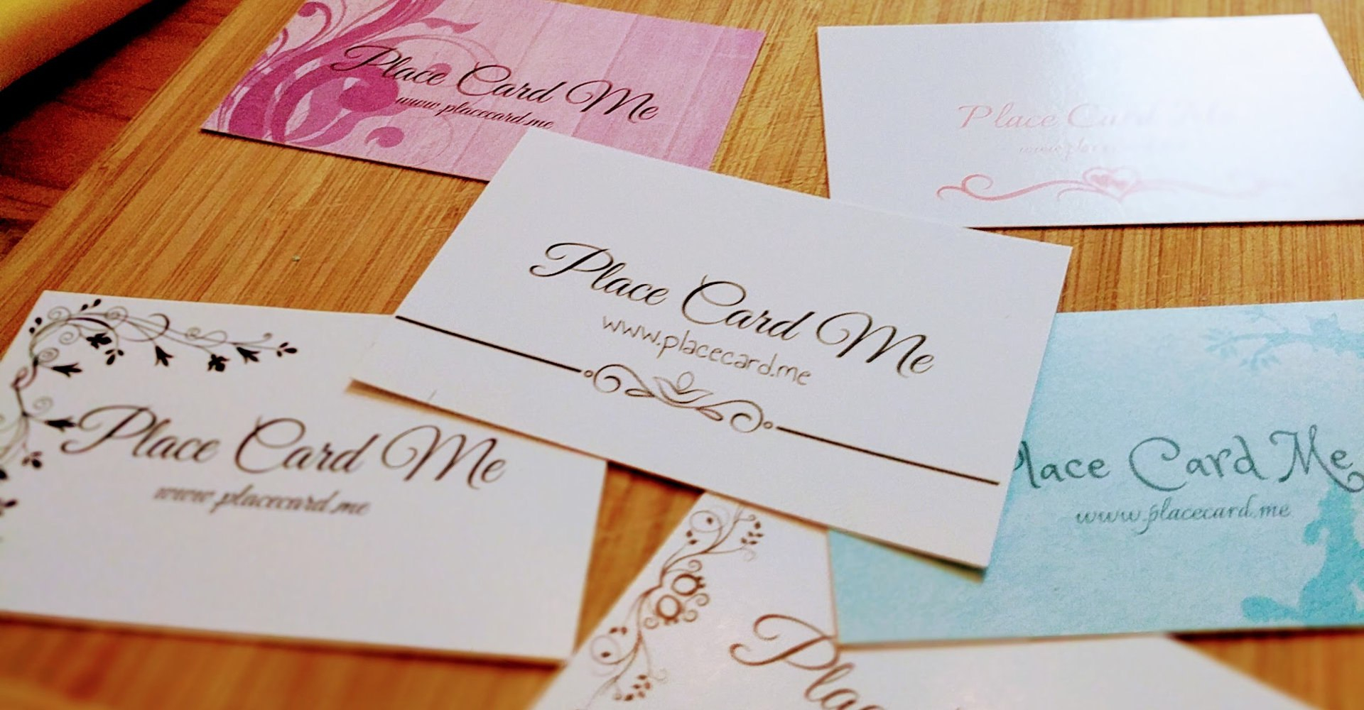 The Definitive Guide To Wedding Place Cards  Place Card Me For Place Card Setting Template