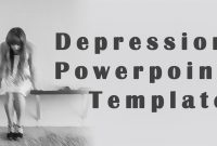 The Great Depression Powerpoint Template  Youtube for Depression Powerpoint Template