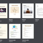 Menu Template Google Docs