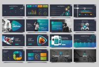 Top  Best Powerpoint Templates – November in Powerpoint Photo Slideshow Template