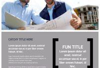 Top Engineering Consultants Flyer Template  Mycreativeshop within Engineering Brochure Templates