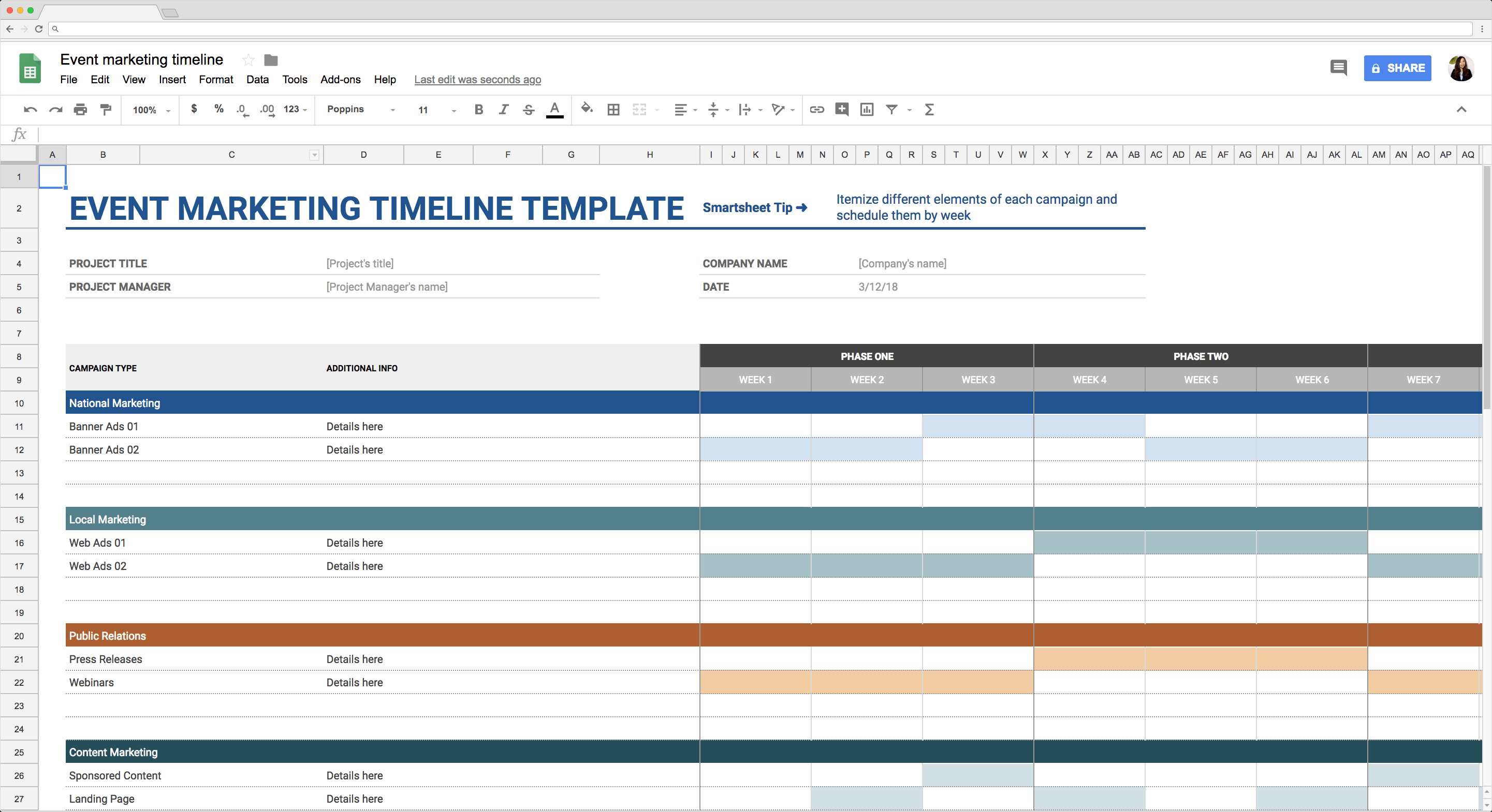 Top  Free Google Sheets Sales Templates  Blog Sheetgo In Daily Sales Call Report Template Free Download