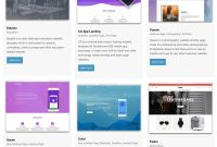 Top  Free Onepage Website Templates Built With Bootstrap intended for One Page Business Website Template