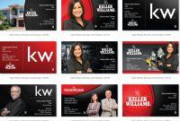 Top  Keller Williams Business Cards  Templates Design Online with Keller Williams Business Card Templates