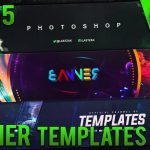 Adobe Photoshop Banner Templates